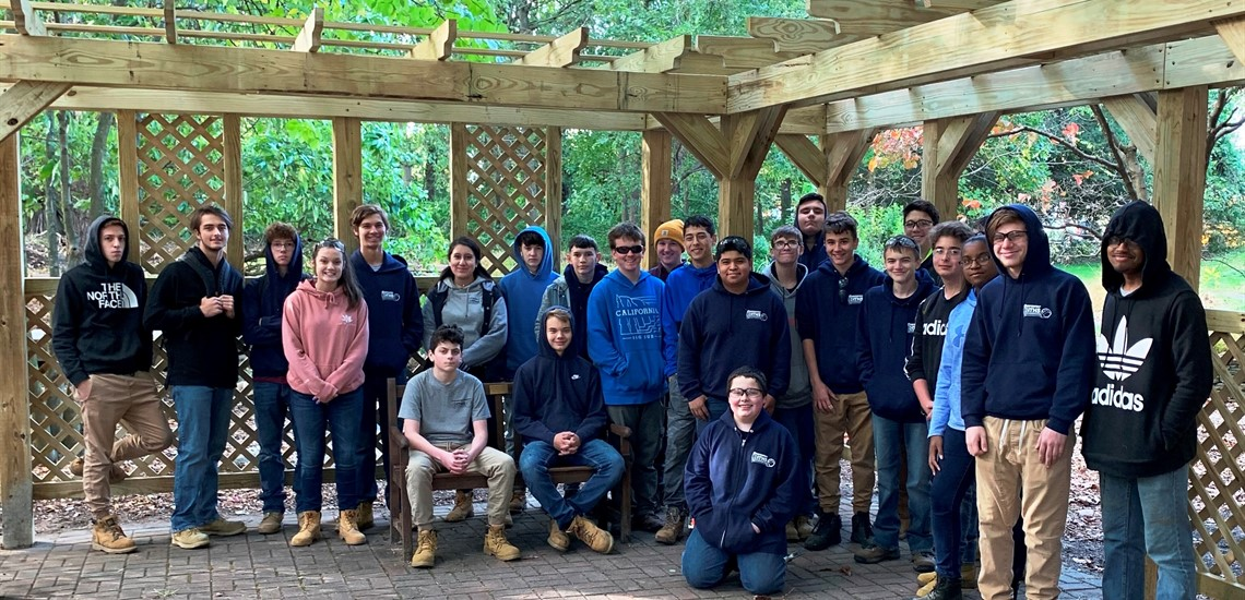 Carpentry-Silver Lake Nature Center